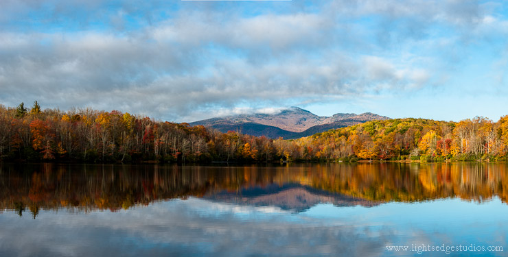 Price Lake, Blue Ridge Highway