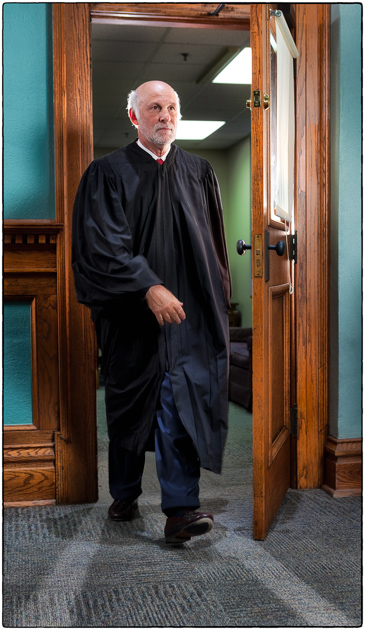 Judge Gary Oxenhandler, Columbia, Missouri